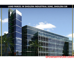 Invest In Commercial Plot At Dholera Smart City