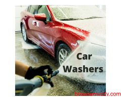 book the best car washer in todays' advanced world