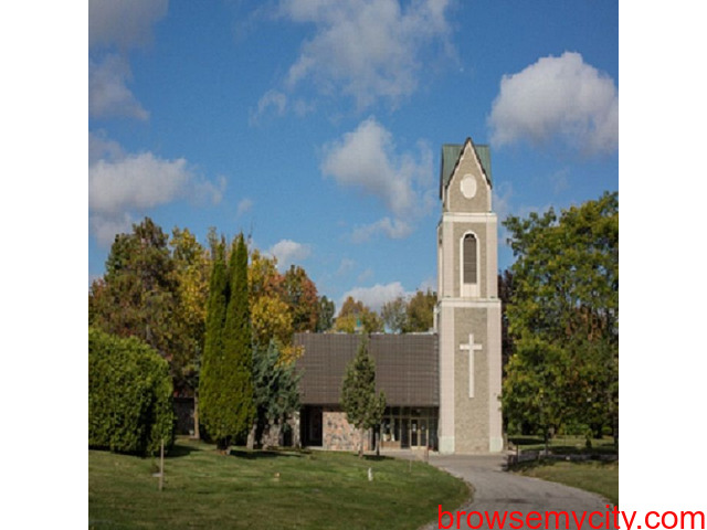 Non Denominational Toronto l Mausoleum Toronto - 1/1