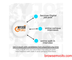 Video Resume - Video CV | MyJobGuru