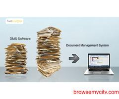 Web based Document management software system
