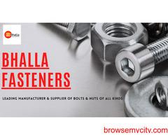 Nut Bolt Manufacturer In Ludhiana