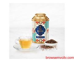 Buy Darjeeling Second Flush Tea Online - Taj Mahal Tea House