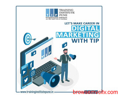 Digital Marketing Training in Pune | Digital Marketing Training Institute in Pune