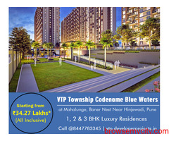 VTP Township Codename Blue Waters Mahalunge Hinjewadi Pune