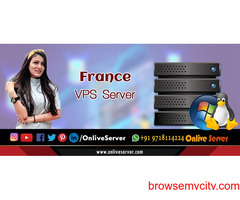 Best Deal of Powerful Cheap France VPS by Onlive Server