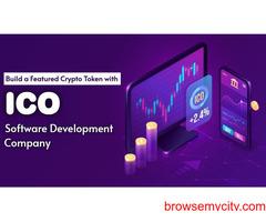 Create an Crypto Platform with ICO software development company