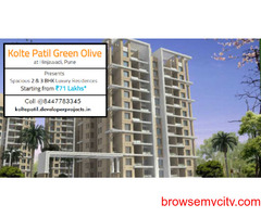 Kolte Patil Green Olive Hinjawadi Pune   Experience the Colours of Opulence