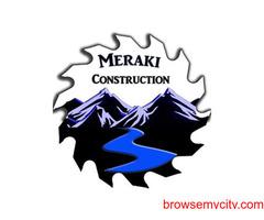 Meraki Construction LLC