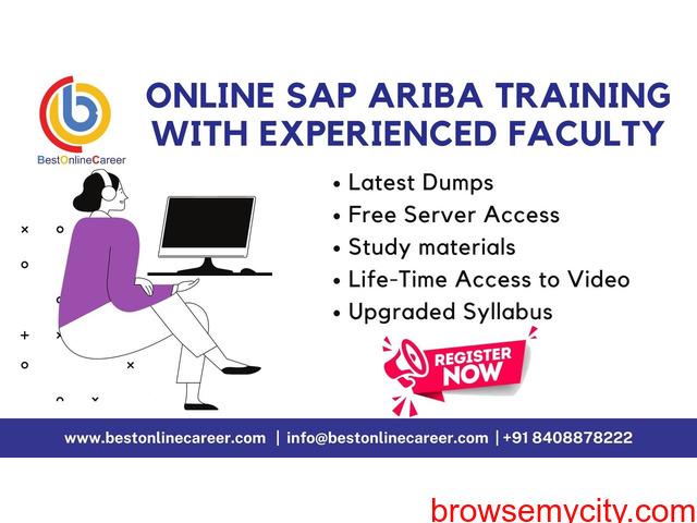 SAP Ariba online training | Ariba course | Ariba services - 1/1