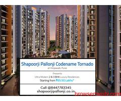 Shapoorji Pallonji Codename Tornado Hinjawadi Pune