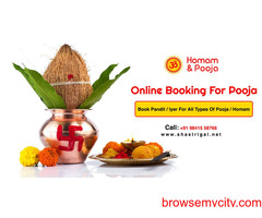 Shastrigal Pooja Services - Book A Pandit Online