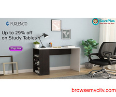 Up to 29% off select Study Tables