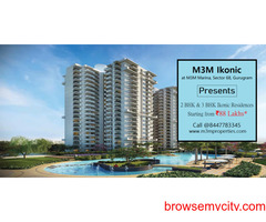 M3M Ikonic M3M Marina Sector 68 Gurugram   Experience the Colours of Opulence
