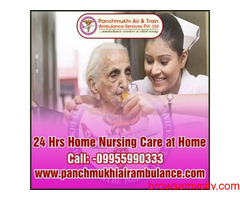 Pick Home Nursing Service in Anisabad by Panchmukhi with All Suitable Facilities at Low Cost