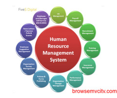 All-in-one Human Resource Management System
