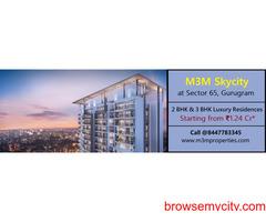 M3M Skycity Sector 65, Gurugram   A Dwelling That Defines Luxury