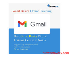 Gmail Basics Online Training | Learn Gmail Basics Online| Internkro