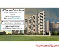 VJ Yashwin Sukhniwas Maan Hinjawadi Phase 1, Pune   Where Comfort Is at Its Best