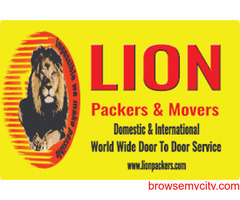 Lion Packers And Movers