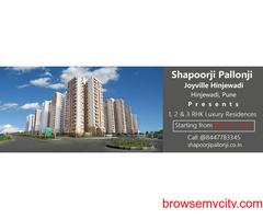 Shapoorji Pallonji Joyville Hinjewadi Pune   A Confluence of Mind, Body & Soul