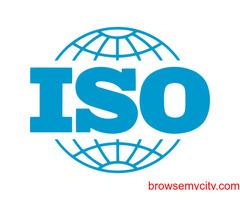 iso certification registration