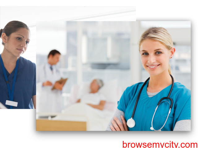 Nurse Hiring in Govt and Private Hospital - 1/1