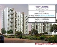 VTP Celesta NIBM Road Pune   Nature as the Mood Board