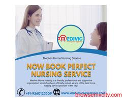 Unbelievable Medivic Home Nursing Service in Kankarbagh, Patna