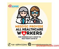 Splendid ICU Medivic Home Nursing Service in Rajendra Nagar, Patna