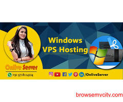 Onlive Server Provides Windows VPS Hosting With Reliable Service