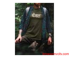BANJARA Unisex Printed Tshirt