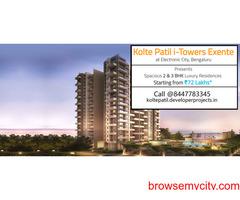 Kolte Patil i-Towers Exente Electronic City Bengaluru