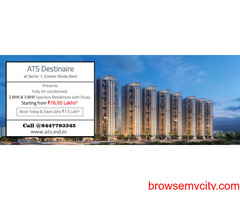 ATS Destinaire Sector 1 Greater Noida West   A Truly Exceptional Lifestyle