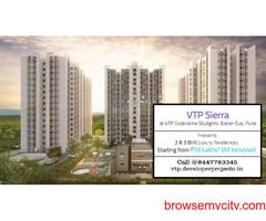 VTP Sierra VTP Codename Skylights Baner-Sus Pune   Nature as the Mood Board