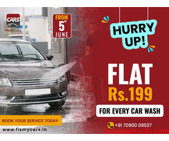 Trusted Car Service Center in Bangalore City | Fixmycars.in