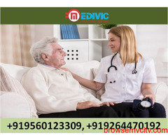 Pick Low-Cost Medivic Home Nursing Service in Gaya with ICU Setup