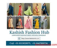 Ladies Kurtis Manufacturers in Delhi