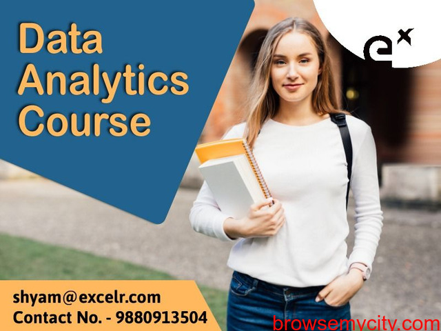ExcelR -Data Analytics Course  In Pune - 1/1