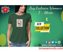Buy Women'sTop Wear - Best Quality | Cashaler