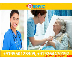 Take Superb Home Nursing Service in Hajipur at Low-Fare by Medivic