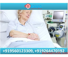 Get Finest Home Nursing Service in Gola Road with ICU by Medivic