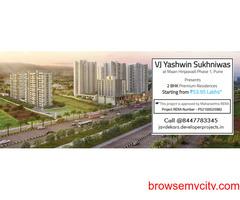 VJ Yashwin Sukhniwas Maan Hinjawadi Phase 1 Pune
