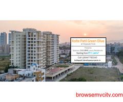 Kolte Patil Green Olive Hinjawadi, Pune   A Dwelling That Defines Luxury