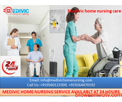 Now start your Patient's Treatment by Medivic Home Nursing Service in Kolkata