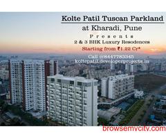 Kolte Patil Tuscan Parkland Kharadi Pune   Vibrant Colours of Richness