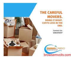 Packers And Movers Service In Chennai