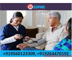 Hire Medivic Home Nursing Service in Danapur with Hi-Fi ICU Setup