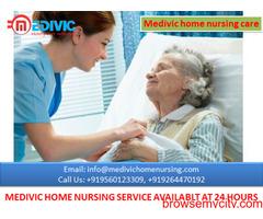 World-Class Home Nursing Service in Kidwaipuri Patna by Medivic