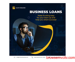 Get Small Business Loans at Easy Lending Terms